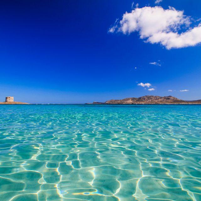 Sardegna-La Pelosa